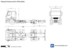 Renault Premium 4x2 R 4750