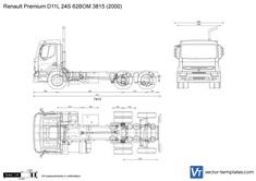 Renault Premium D11L 24S 62BOM 3815