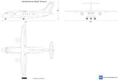 Fairchild Dornier 328JET (Envoy 3)