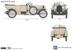 Opel 8-25 PS
