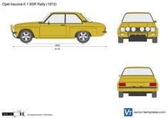 Opel Ascona A 1.9SR Rally