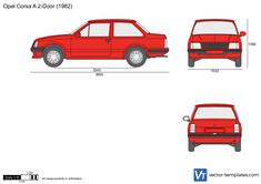 Opel Corsa A 2-Door