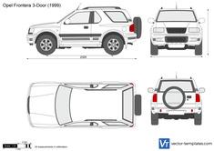 Opel Frontera 3-Door