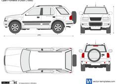 Opel Frontera 5-Door