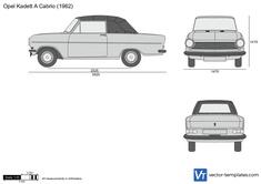 Opel Kadett A Cabrio