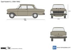 Opel Kadett A L