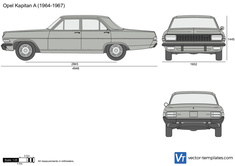 Opel Kapitan A