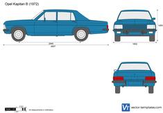 Opel Kapitan B