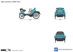 Opel Lutzmann (1899-1901)