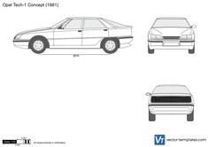 Opel Tech-1 Concept