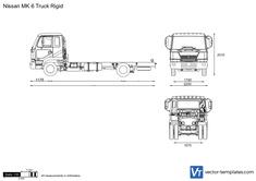 Nissan MK 6 Truck Rigid