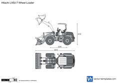Hitachi LX50-7 Wheel Loader