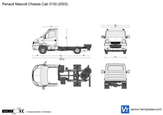 Renault Mascott Chassis Cab 3130