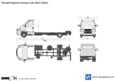Renault Mascott Chassis Cab 4630