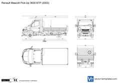 Renault Mascott Pick-Up 3630 BTP
