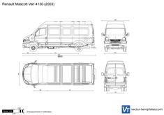 Renault Mascott Van 4130