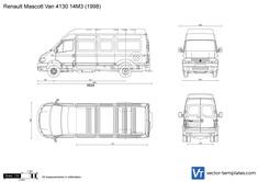 Renault Mascott Van 4130 14M3