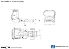 Renault Midlum 3070 CTCL