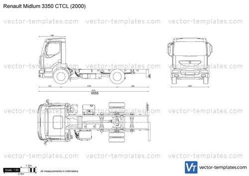 Renault Midlum 3350 CTCL