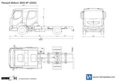 Renault Midlum 3650 4P