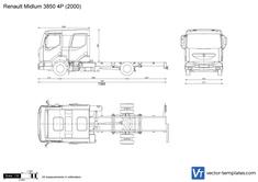 Renault Midlum 3850 4P