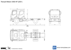 Renault Midlum 3950 4P