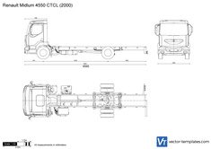 Renault Midlum 4550 CTCL