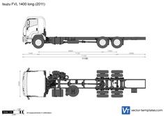 Isuzu FVL 1400 long
