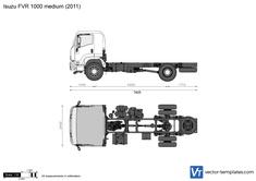 Isuzu FVR 1000 medium