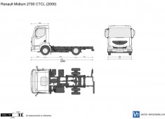 Renault Midlum 2700 CTCL