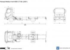 Renault Midlum 4x4 4550 CT-MJ