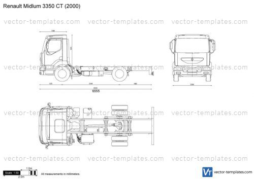 Renault Midlum 3350 CT