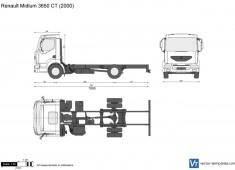 Renault Midlum 3650 CT