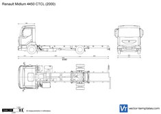 Renault Midlum 4450 CTCL