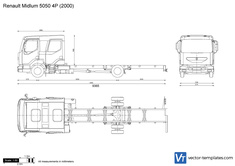 Renault Midlum 5050 4P