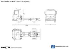Renault Midlum M100 C 3350 CBCT