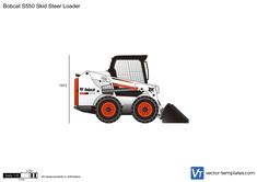 Bobcat S550 Skid Steer Loader