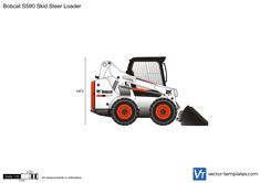 Bobcat S590 Skid Steer Loader