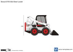 Bobcat S750 Skid Steer Loader