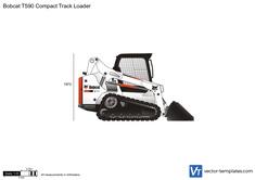 Bobcat T590 Compact Track Loader