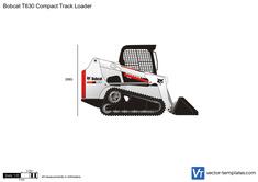 Bobcat T630 Compact Track Loader