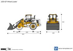 JCB 427 Wheel Loader