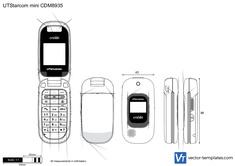 UTStarcom mini CDM8935