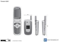 Pantech 8200