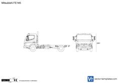 Mitsubishi FE145