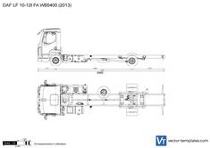DAF LF 10-12t FA WB5400