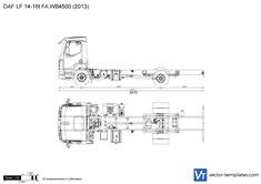 DAF LF 14-16t FA WB4500
