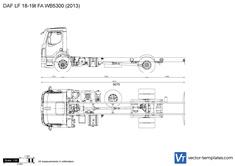 DAF LF 18-19t FA WB5300