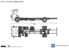DAF LF 18-19t FA WB5850