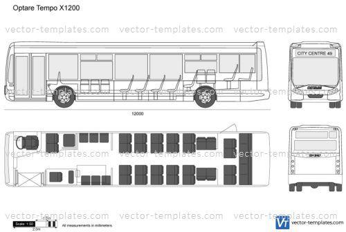 Optare Tempo X1200
